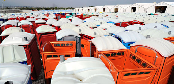 Champion Portable Toilets in Richardson, TX